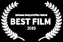 Brisbane-Backyard-Film-Festival----BEST-FILM----2019